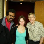 David Baker, Anna and Jamey Aebersold