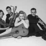 Marianna Ensemble - Anna Okunev, Richard Savery, Maria Okunev and Blake Keep